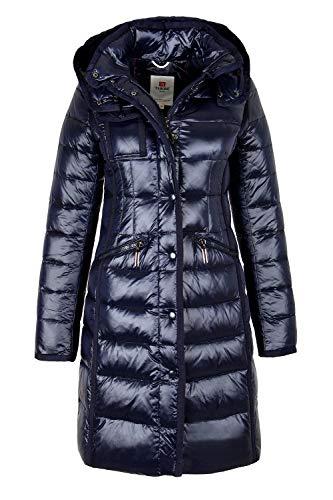 Grimada M006 Dames donsjas winterjas TARORE met capuchon/echt dons