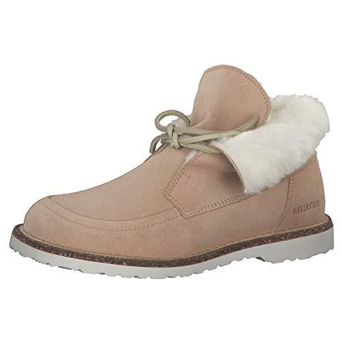 BIRKENSTOCK Damen Boots Bakki Nude Hydrophobic 40