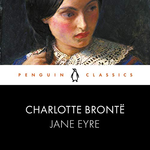 Jane Eyre Audiobook By Charlotte Brontë cover art