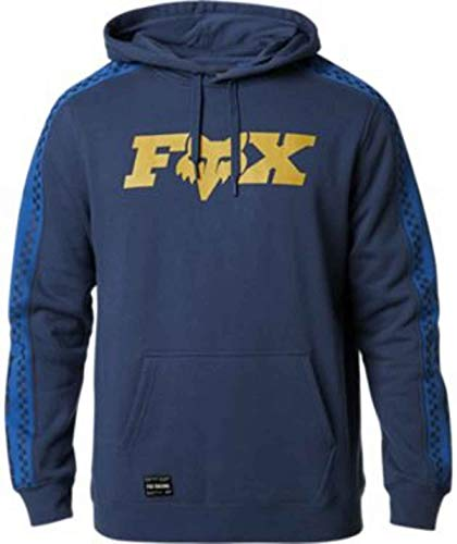 Fox Refuel Light Indigo - Sudadera con Capucha Azul M