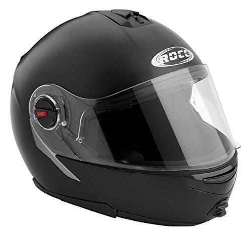 ROCC 680 Klapphelm, Farbe matt-schwarz, Größe L (59/60)