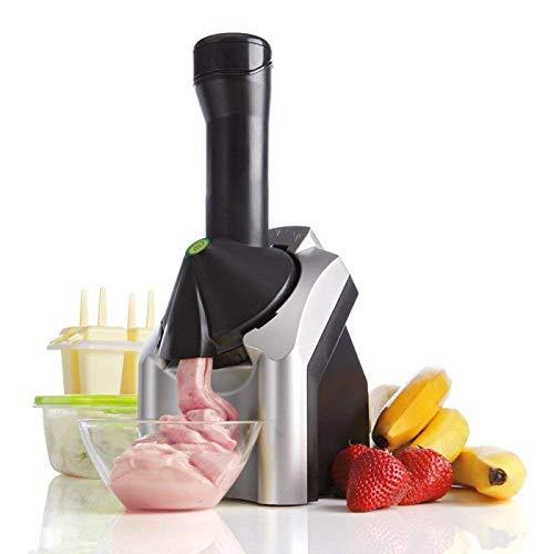 Dharmik_Enterprise Natural Ice Cream Maker Machine for Sorbet, Slush, Frozen Healthy Yogurt, Smoothie and Desert at Home