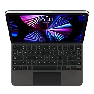 Apple Magic Keyboard (for iPad Pro 11-inch - 3rd Generation and iPad Air - 4th Generation) - US English - Black (B0863BQJMS) | Amazon price tracker / tracking, Amazon price history charts, Amazon price watches, Amazon price drop alerts