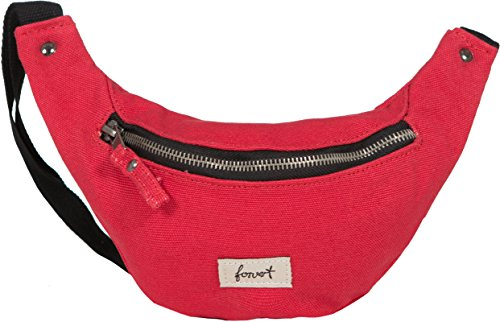 Forvert Cosmo Hipbag Taille Unique Rouge