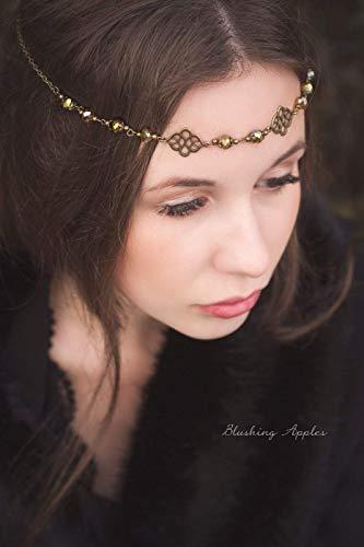 Haarband, Tiara, Stirnband - Calista