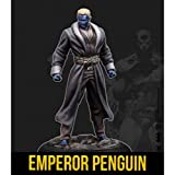 Knight Models Juego de Mesa - Miniaturas Resina DC Comics Superheroe - Batman - Emperor Penguin