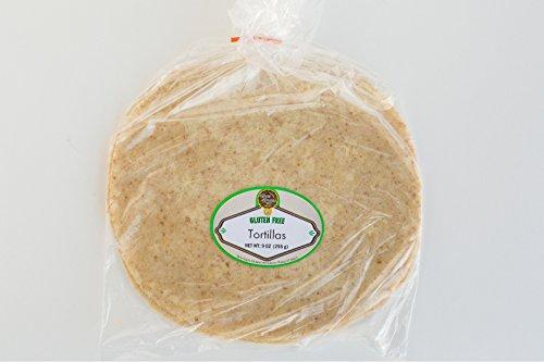 New Grains Gluten Free Flour Tortillas 2 packs (4 - 10' tortillas each)