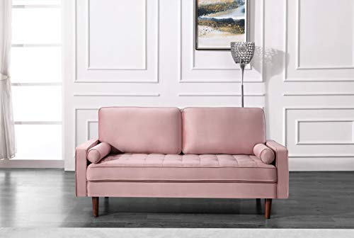 US Pride Furniture Sofas, Pink