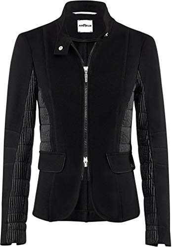Airfield Beverly-Jacket schwarz - 42