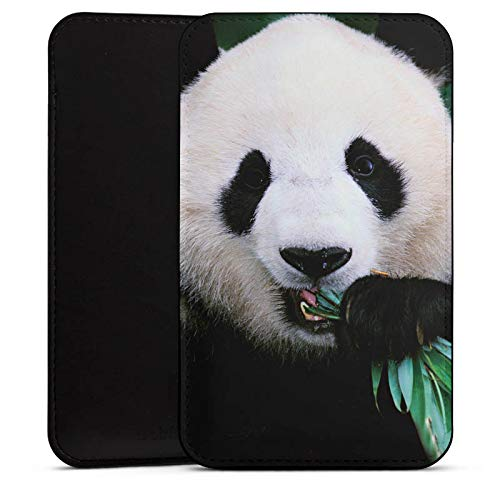 DeinDesign Cover kompatibel mit Wiko Highway Star Hülle Tasche Sleeve Socke Schutzhülle Panda BAER Bear