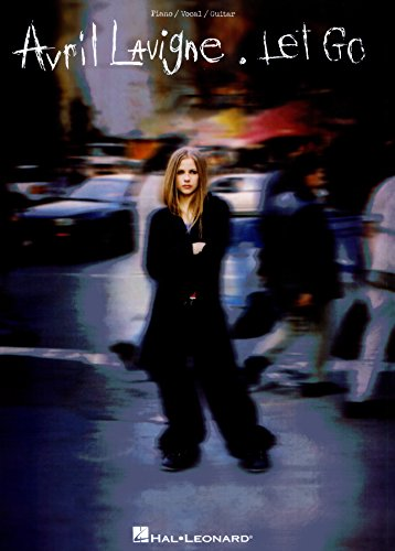 Avril Lavigne - Let Go Songbook: P/V/G (Piano/Vocal/guitar Artist Songbook) (English Edition)