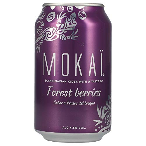 Mokai Skovbær 4,5% 18x0,33 ltr.