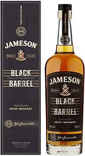 Jameson Select Reserva Black Barrel Irish Whiskey (1 x 0,7 l)