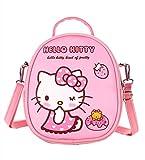 Kerr's Choice Hello Kitty Bag for Girls   Hello Kitty Crossbody Purse   Girls Cat Bag (style 2)