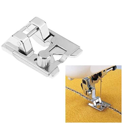 Oulensy Multifunción prensatelas Moldeado de Piezas de Encaje elástico Tela prensatelas para Coser Piezas de la máquina de Coser Accesorios