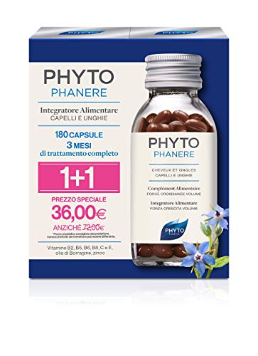 Phyto Phytophanere Integratore Alimentare Naturale...