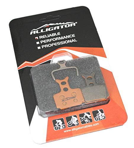 Scheibenbremsbelag Organisch ALLIGATOR Formula Mega / The One / R1 / RX