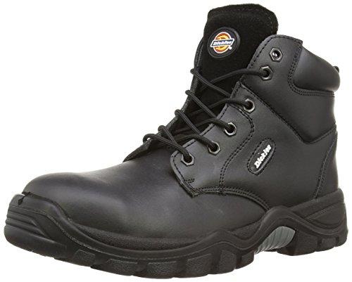 Dickies Newark Sicherheitsstiefel S3 schwarz BK 12, FA9003