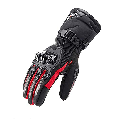 guanti thor Autumn and Winter Motorcycle Gloves Touch Screen Design Full Finger Gloves