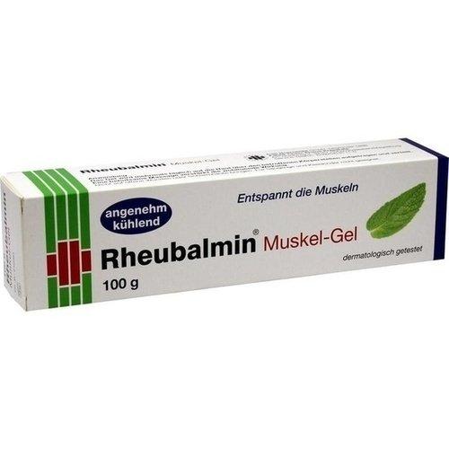 RHEUBALMIN Muskel-Gel 100 g
