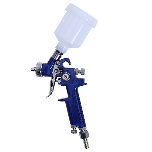 Liseng 0,8 mm Düse H-2000 Professionelle HVLP Air Paint Pistolen Airbrush für Lackierung Auto Aerograph