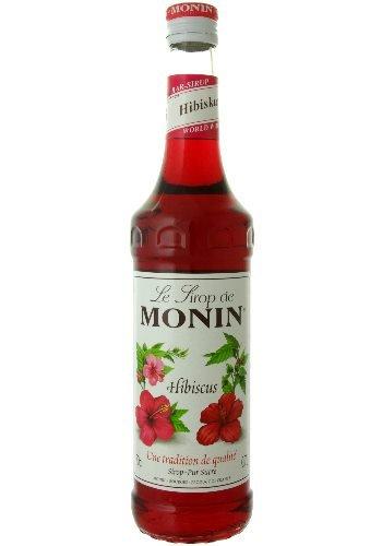 Monin Sirup Hibiskus, 1er Pack (1 x 700 ml)