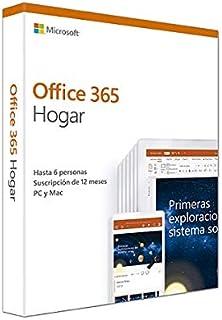 Microsoft Office 365 Home Mac/Win 2019