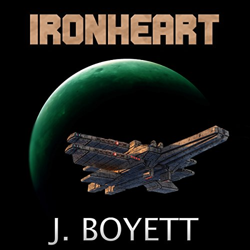 Ironheart audiobook cover art