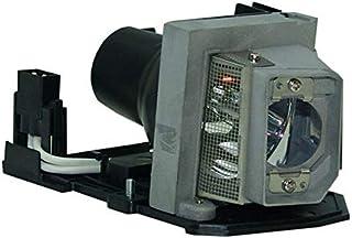 Supermait BL-FU185A / SP.8EH01G.C01 Bulbo Lámpara de Repuesto para proyector con Carcasa Compatible con OPTOMA DX619 EX536 ES526 EW531 EW533ST EW536 EX526 EX531 HD600X HD66 HD67 HD6700 PRO150S