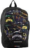 LEGO Bags Schulrucksack, Rucksack nur 350 g, Schultasche mit Lego Ninjago Motiv Urban,...