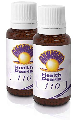 HealthPearls: Alivio - Distintos gránulos para elegir: 110 Estómago !Cura