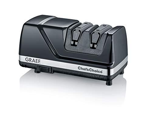 Graef CX110DE Messerschärfer, 75, schwarz