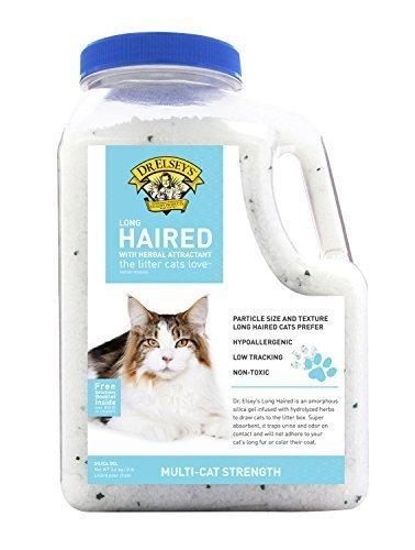 Precious Cat Dr. Elsey's Long Haired Cat Litter FamilyValue 3Packs (8lbs)-XXR-Precious