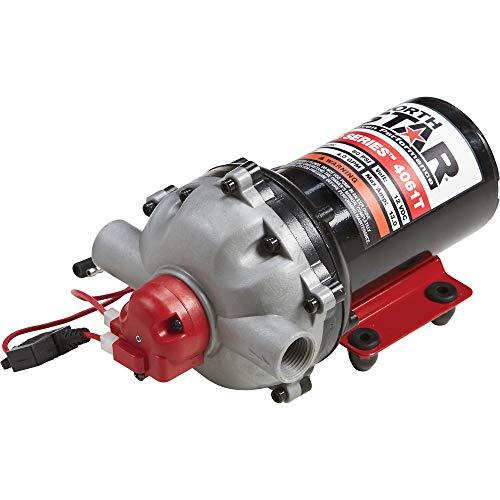 NorthStar NSQ Series 12V On-Demand Sprayer Diaphragm Pump - 4 GPM