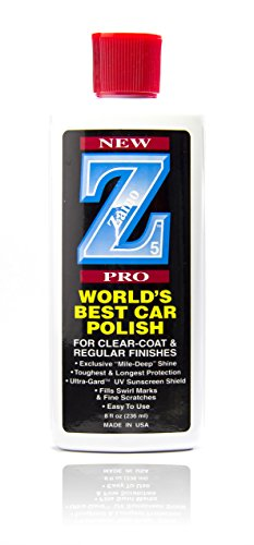Zaino Z-5 PRO World's Best Car Polish