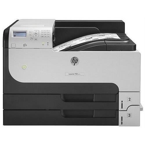 Hewlett Packard CF236A#BGJ Mono Laser - HP LaserJet Enterprise 700 M712dn Mono Laser Printer (40 ppm) (800 MHz) (512 MB) (11' x 17') (1200 x 1200 dpi) (Max Duty Cycle 100000 Pages) (Duplex) (USB) (Ethernet) (Energy Star) (600 Sheet Input)