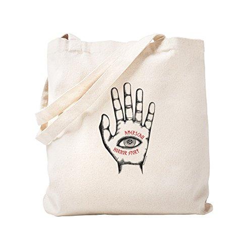 CafePress–American Horror Story Hand–Leinwand Natur Tasche, Reinigungstuch Einkaufstasche