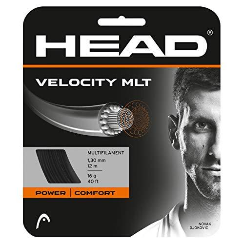 Head Velocity Mlt Set tennissnaar, uniseks, volwassenen