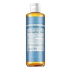 shampoo alternatives for colored hair - castile soap