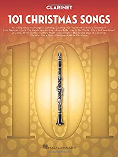 101 Christmas Songs: for Clarinet