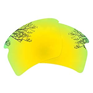 Dynamix Polarized Replacement Lenses for Oakley Flak 2.0 XL OO9188 – Multiple Options