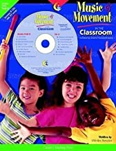 MUSIC & MOVEMENT IN THE CLASSROOM GR PK-K - CTP8016