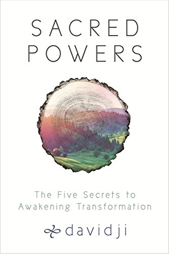 Compare Textbook Prices for Sacred Powers: The Five Secrets to Awakening Transformation  ISBN 9781401952839 by Davidji