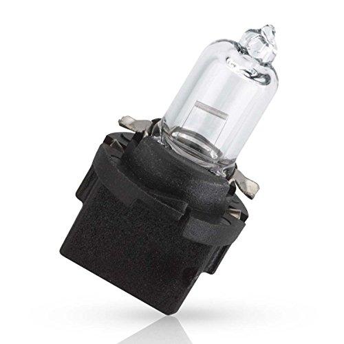 Preisvergleich Produktbild Philips 12615CP Innenbeleuchtung B10D,  Schwarz Halogen