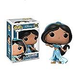 Luckly77 Pop Princess Jasmine Figura Regalos de Pascua envases Exquisita Aladdin Premium decoración Accesorios de Las Decoraciones