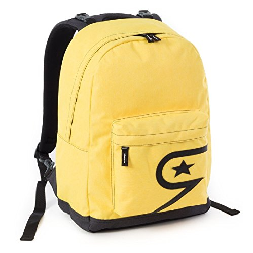 ZAINO SEVEN BACKPACK GIALLO - THE DOUBLE PROJECT -