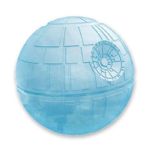 Star Wars 61530 Todesstern Eiswürfel und Backform, Größe: 9 x 7 cm x 9 cm