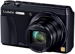 パナソニック デジタルカメラ ルミックス TZ55 光学20倍 ブラック DMC-TZ55-K