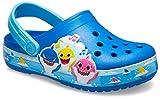 Crocs Kids' Fun Lab Baby Shark Band Clog | Slip On Shark Shoes...