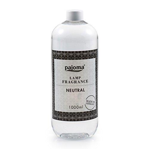 pajoma Nachfüllflasche für katalytische Duftlampe, Neutral, 1er Pack (1 x 1000ml)